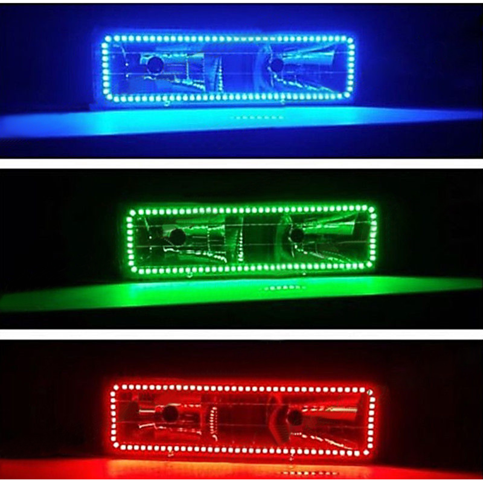 88 98 Chevy Gmc Truck Multi Color Changing Led Shift Rgb
